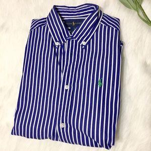 Ralph Lauren Boys' Button Down Dress Shirt (7)